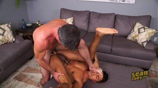 Gay Head Stomp Fuck – Foot Fetish Compilation